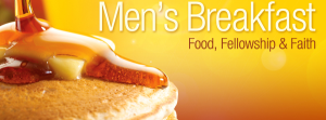Men's breakfast is November 12th at 8:00am at Bair's on South Campbell. This is at a fundraising breakfast and all are invited to attend.